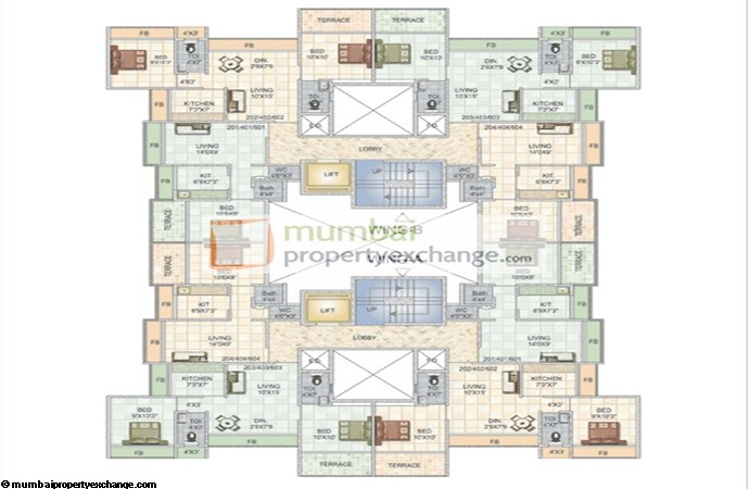 Elite Homes Floor Plan