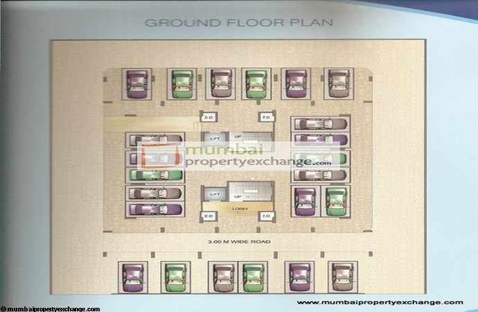 Elite Homes Floor Plan 1