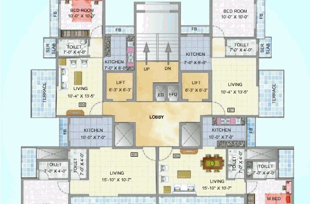 Goodwill Mansion Floor Plan 4