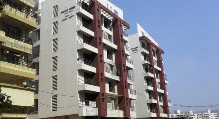 Anchit Homes and Shamlee Towers