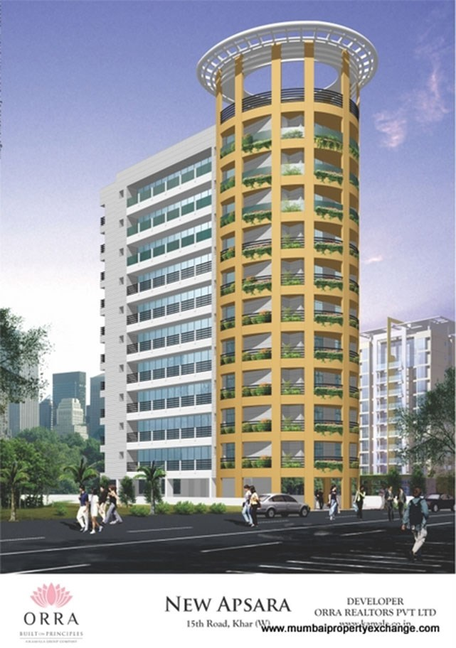 4 BHK apartment for Rent in Bhojwani Enclave, Bandra West