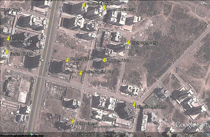 Bhoomi Trivas Google Earth