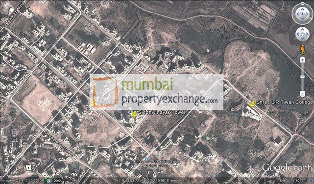 Shubhchintak Heights Google Earth
