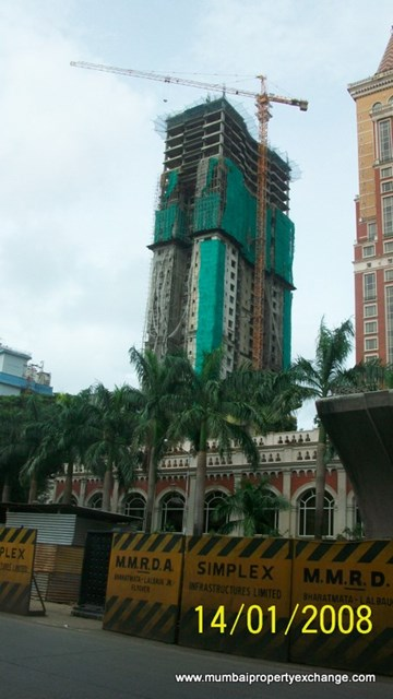 Prarthna Heights, Parel