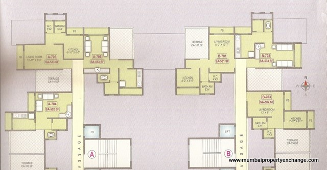 Vishwa Highlands Floor Plan 9
