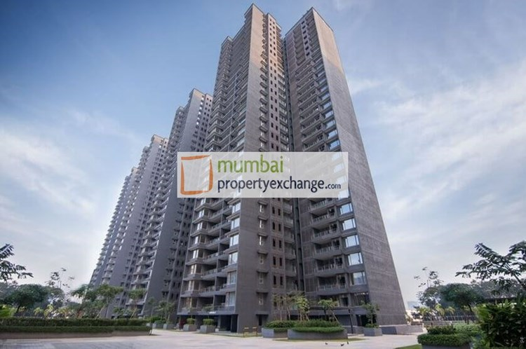 3 BHK apartment for Rent in The Address, Ghatkopar West