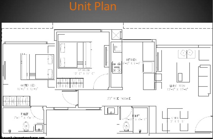The Address Floor Plan