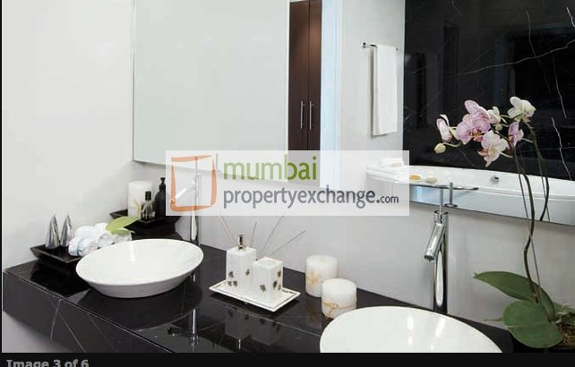 Lodha Aristo Bathroom