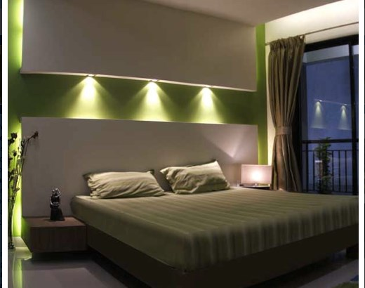 Metro Residency Bedroom