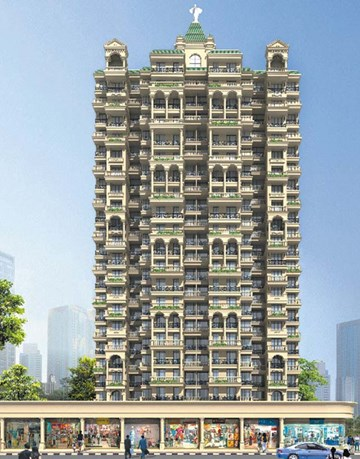 Monarch Luxuria, Kharghar