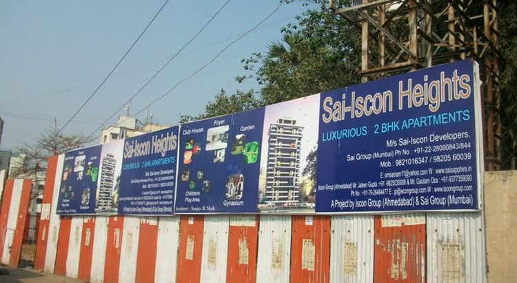Sai Iscon Heights 12th March 2010