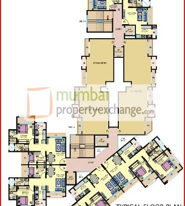 4810 Heights Even Floor Plan
