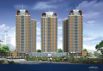 Vijay Orion, Thane West