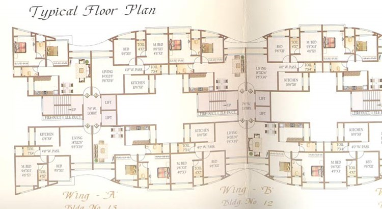 Swarna Floor Plan I