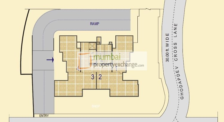 Shree Mohankheda Heights Layout