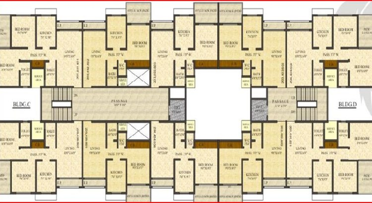 Vrindavan Palms Floor Plan I