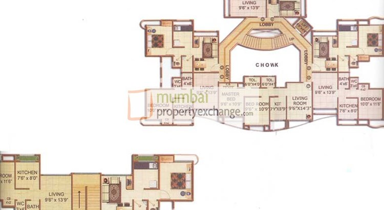 N G Regency  Floor Plan II