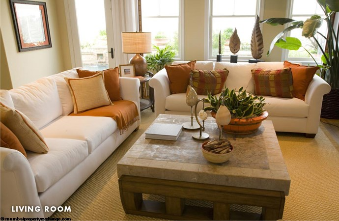 Signia Ocean Living Room