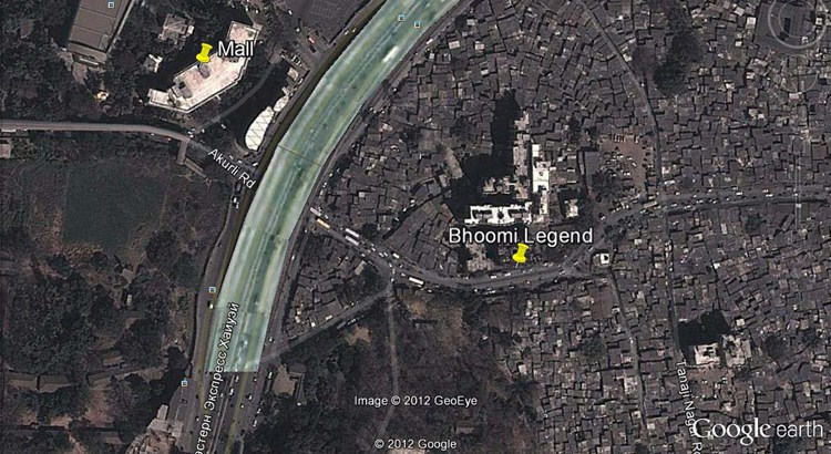Bhoomi Legend Google Earth