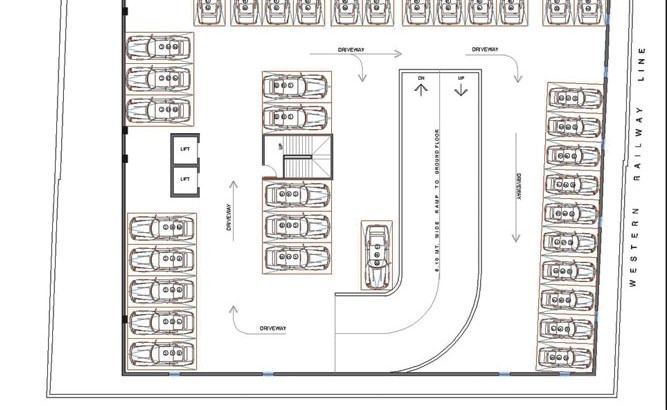 Ramee Heights Basement Plan