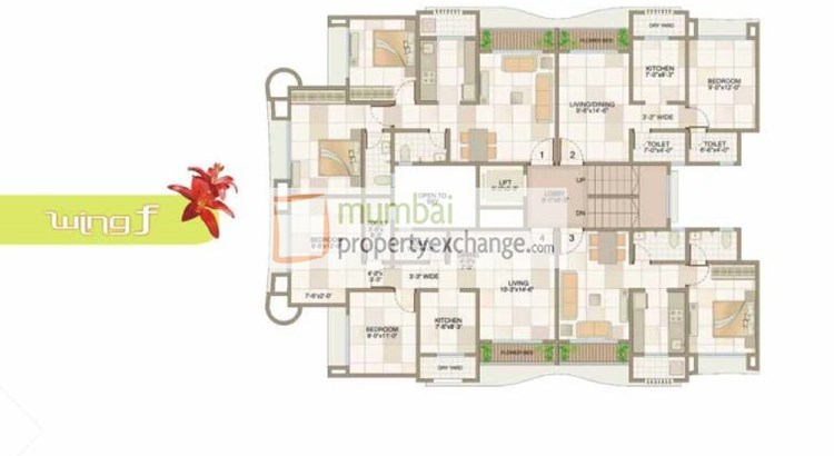 Raj Estate Floor Plan 1