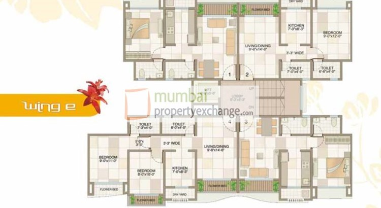 Raj Estate Floor Plan 2
