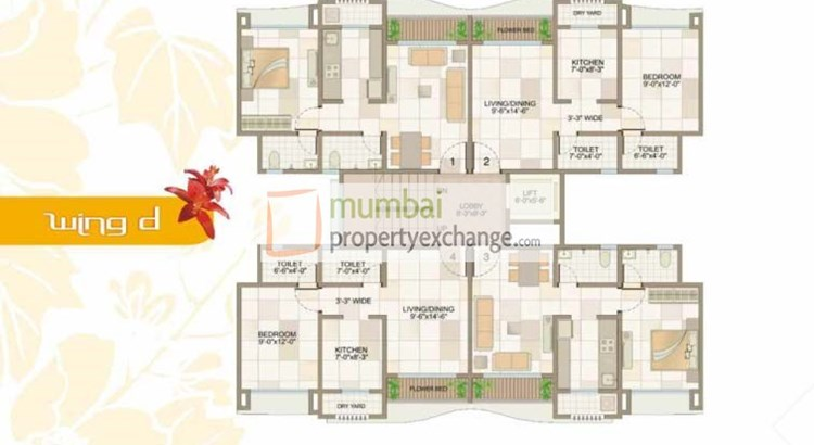 Raj Estate Floor Plan 3