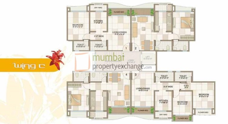 Raj Estate Floor Plan 4