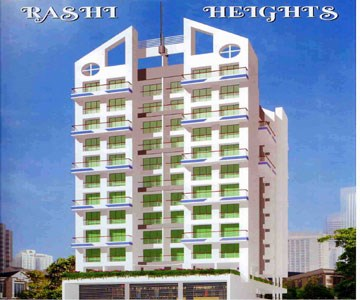 Rashi Heights, Kharghar