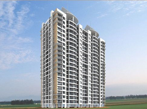 2 BHK apartment for Rent in Regency Height, Thane West