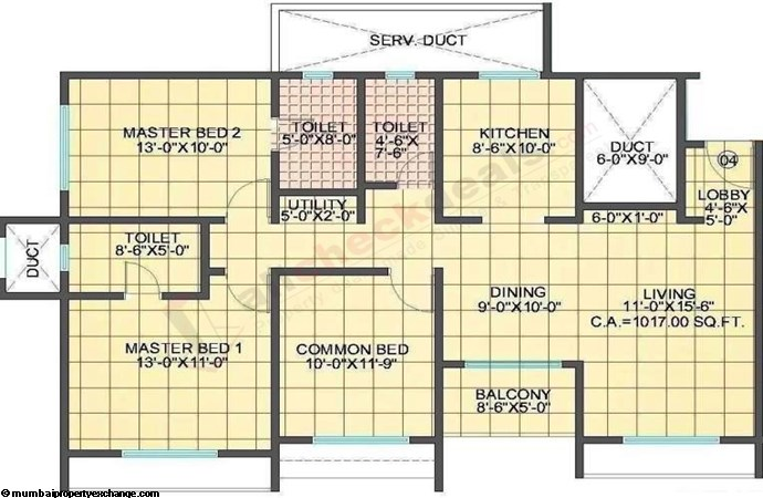 Regency Height Floor Plan 1