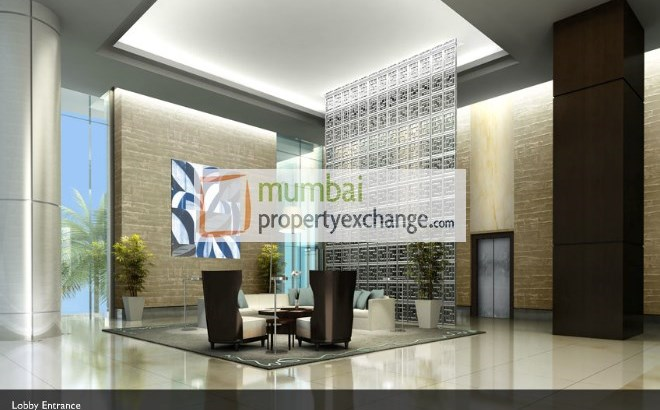 Ahuja Tower Lobby