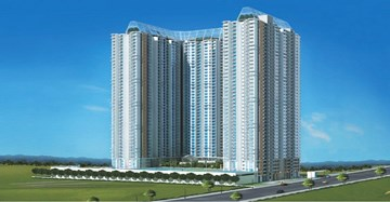 US Open Apartments Centre Court, Mulund West
