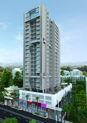 Grishma Heights, Kandivali West