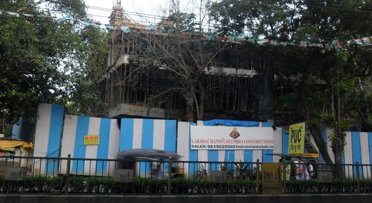 Lakshachandi Towers 10th Oct 2010
