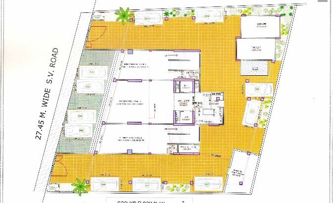 Lakshachandi Towers Floor Plan 1