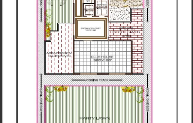 Orient Platinum 1 Floor plan