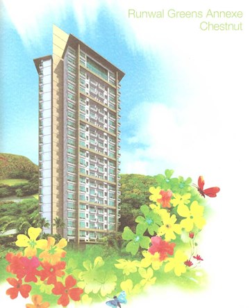Runwal Greens Annexe Chestnut, Mulund West
