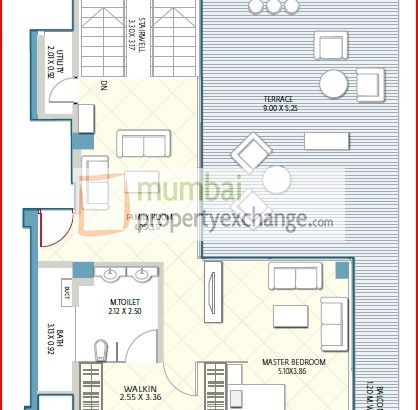 Crescent Aria Floor Plan 1