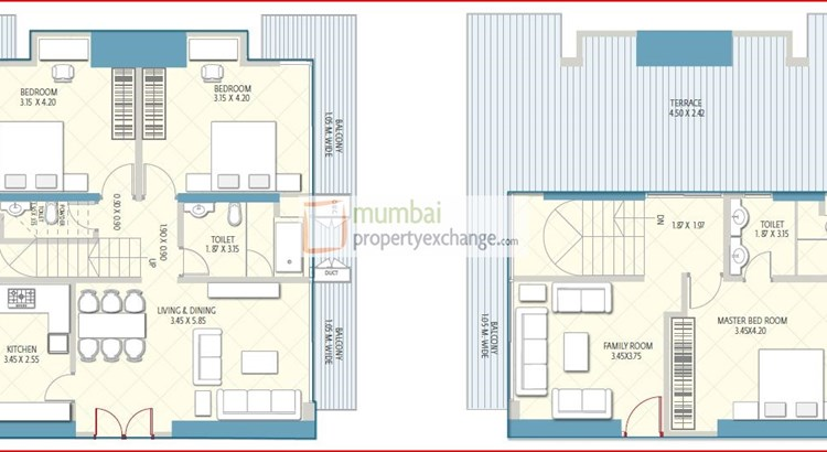 Crescent Aria Floor Plan 13