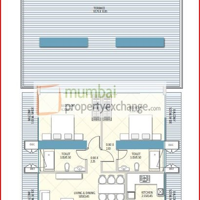 Crescent Aria Floor Plan 8