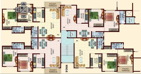 Kingston Annex Floor plan 3