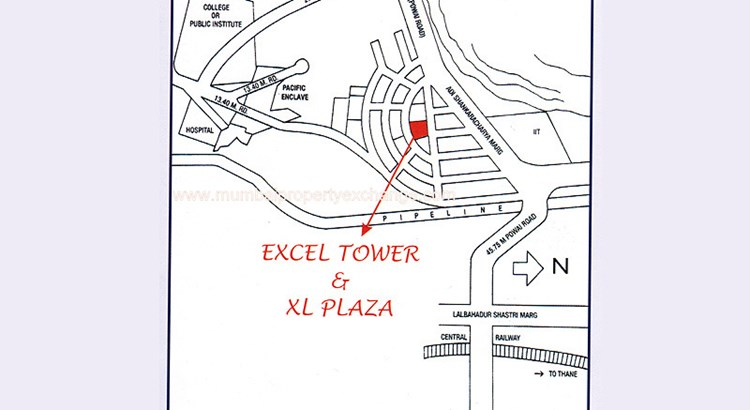 Excel Tower Layout