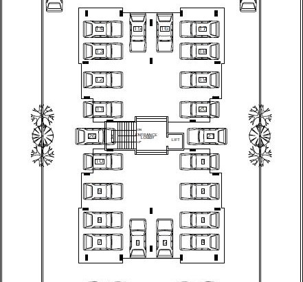 Space Enclave Floor plan 4