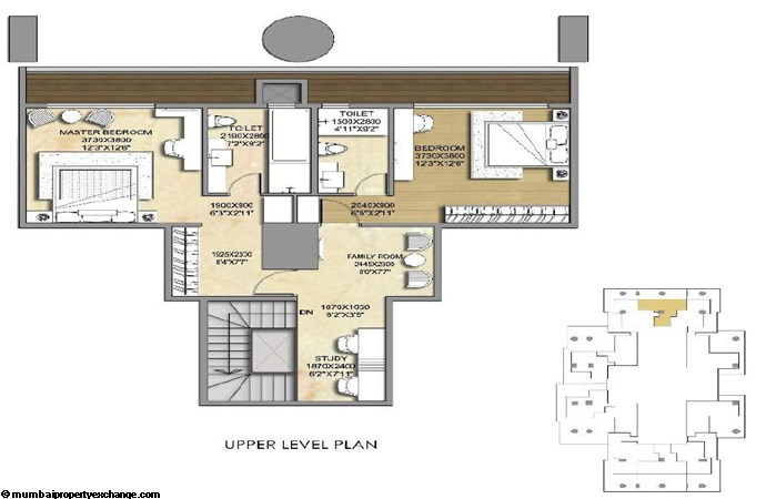 Indiabulls Sky Forest Floor Plan