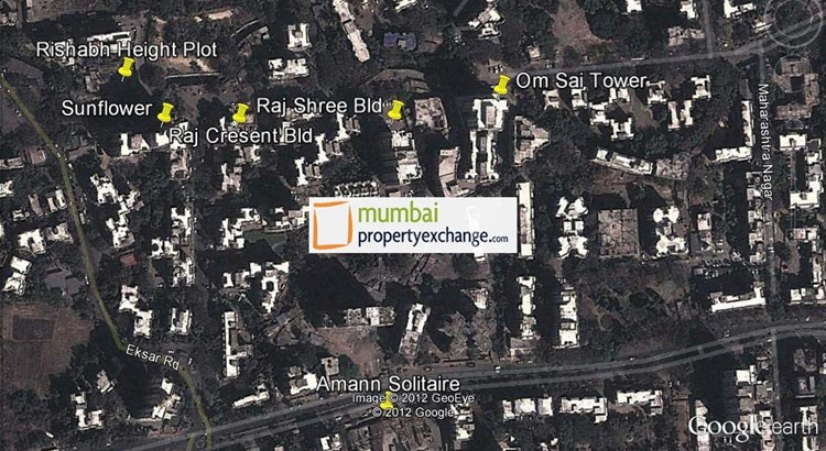 Rishabh Heights Google Earth