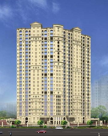 Rodas Enclave Evergreen A and B, Thane West