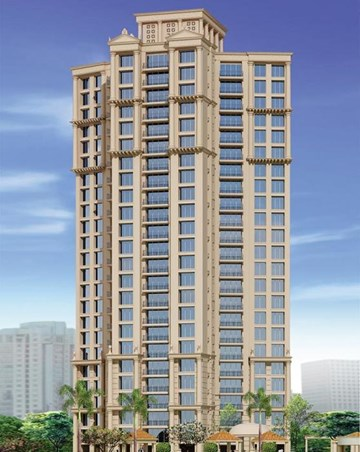 Rodas Enclave Arlington, Thane West
