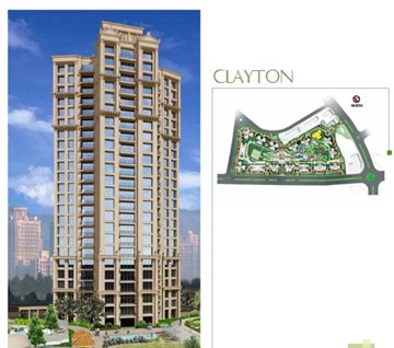 Rodas Enclave Clayton, Thane West