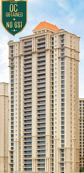 Rodas Enclave Basilius, Thane West